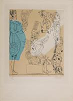 Juan Castilla: La mujer azul