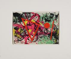 Theodor Werner: Abstrakte Komposition