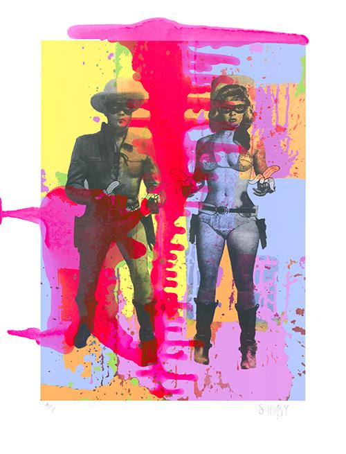 Shuby: Candy Barr - Lone Ranger - Splash