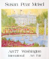Susan Pear Meisel: The White House, Washington