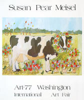 Susan Pear Meisel: Cow