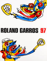 Antonio Saura: Roland Garros 1997