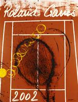 Fernandez Arman: Roland Garros 2002