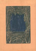 Ernst Fuchs: Die Grotte der Daphne
