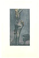 Ernst Fuchs: Frau Lot
