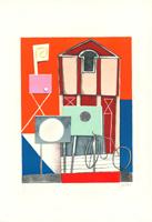 Franco Gentilini: Komposition