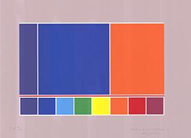 Waldo Balart: Structur of Light: Ultramarine