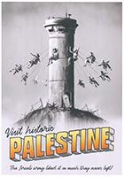Banksy: Visit historic Palestine