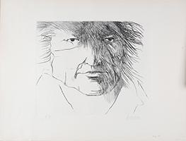 Leonard Baskin: Goya
