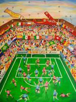 Linnea Pergola: World Cup Soccer