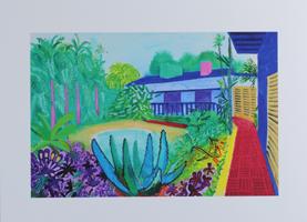 David Hockney: Garden 2015