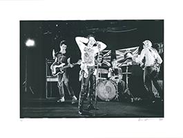 Dennis Morris: The Sex Pistols - Marquee Club