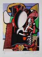 Mark Kostabi: Beyond mythology