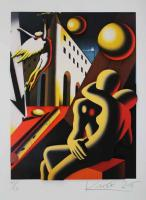 Mark Kostabi: The zen of desire