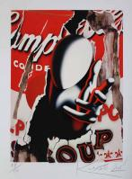 Mark Kostabi: Soup's up