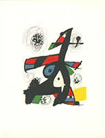Joan Miró: La Mélodie Acide - 5