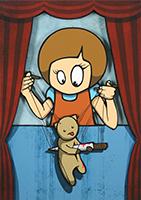 El Bocho: Little Lucy - Puppenspielerin