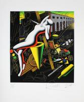 Mark Kostabi: Imperfect balance