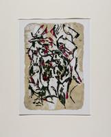 Jean Paul Riopelle: Komposition