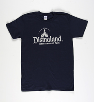 Banksy: Dismaland Bemusement Park Castle Collectible (dark blue)
