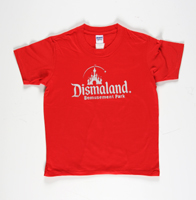 Banksy: Dismaland Bemusement Park Castle Collectible (red)