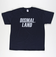 Banksy: Dismal Land (Dismaland Bemusement Park Collectible, dark blue)