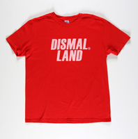 Banksy: Dismal Land (Dismaland Bemusement Park Collectible, red)