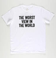 Banksy: The Worst View In The World  (Dismaland Bemusement Park Collectible, white)