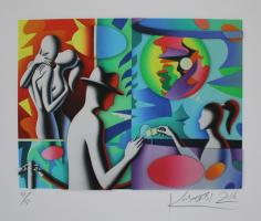 Mark Kostabi: Admission