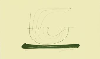 Georg Meistermann: Komposition