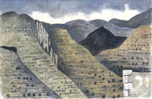 Herbert Breiter: Griechische Berge