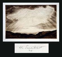 Hermann Teuber: Landschaft