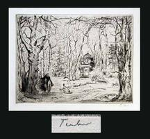 Hermann Teuber: Park