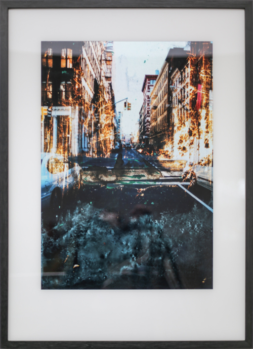 Gottfried Salzmann: NY Riverside