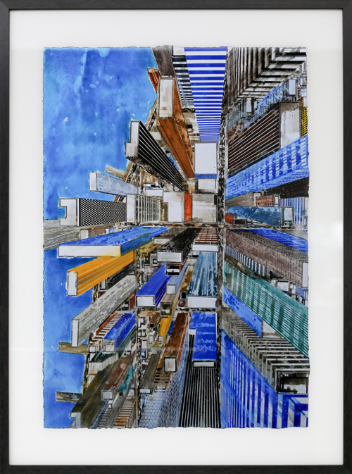Gottfried Salzmann: NY Greenstreet