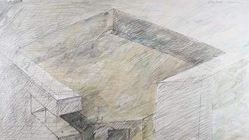 Joachim Bandau: Idyllischer Bunker