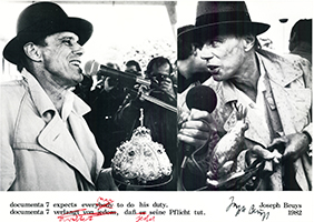 Joseph Beuys: documenta 7 expects everyone to do his duty