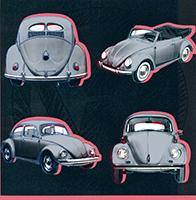 Jürgen Kuhl: VW Käfer (beetle)