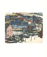 Friedrich Einhoff: Hessische Landschaft