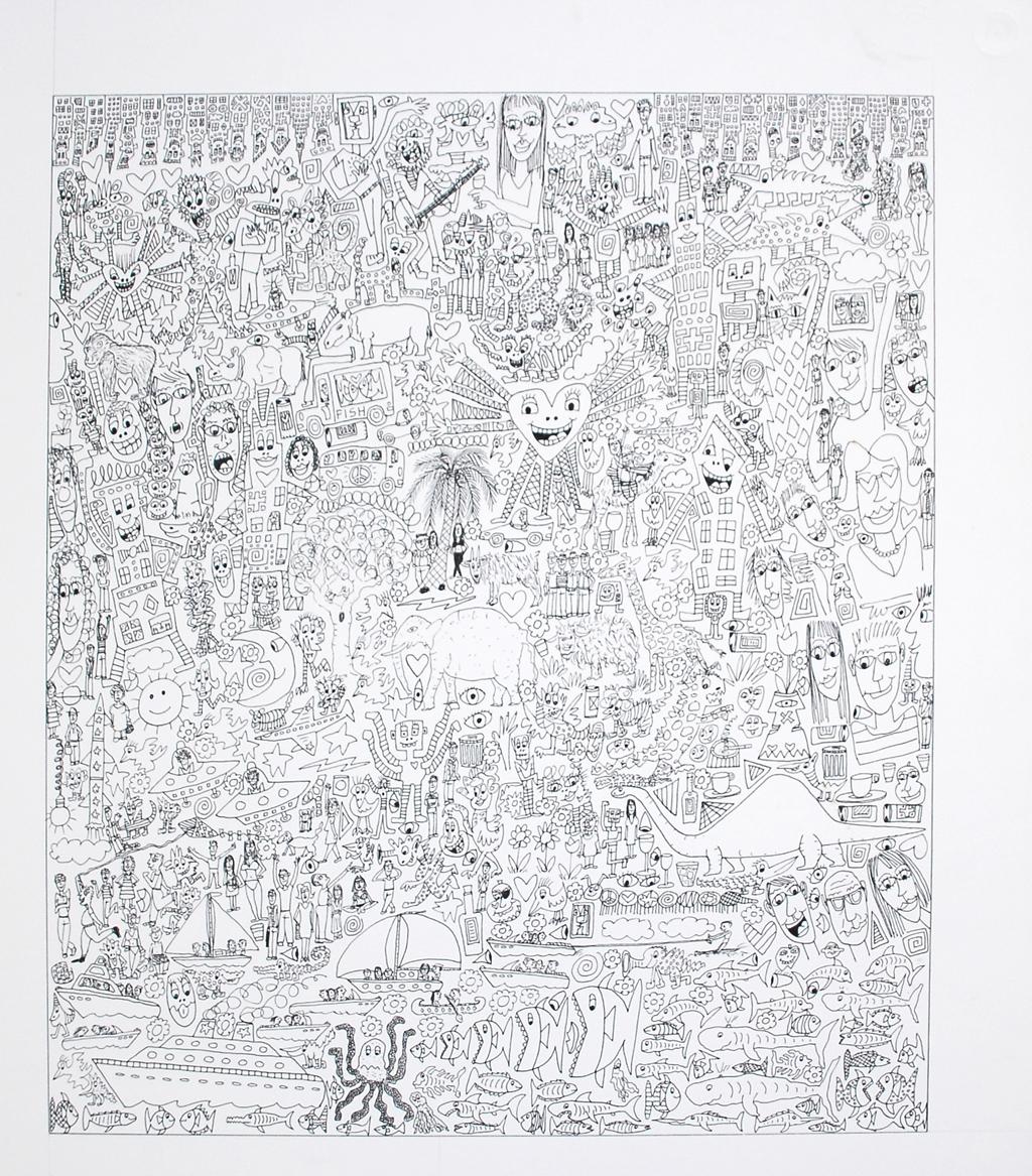 kunstraum: Rizzi Ausmalbilder