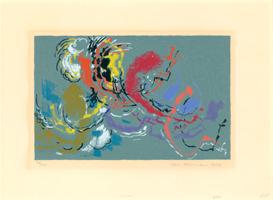 Max Ackermann: Vivace