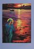 Ernst Fuchs: Madonna vor Sonnenuntergang