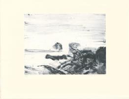 Zao Wou-Ki: Komposition