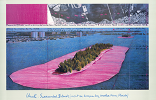 Christo: Surrounded Islands