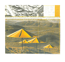 Christo: The Umbrellas