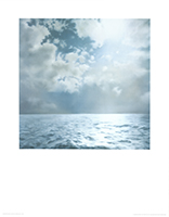 Gerhard Richter: Seestück (Gegenlicht)