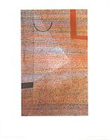 Paul Klee: Halbkreis zu Winkeligem