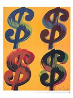 Andy Warhol: Dollar
