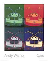 Andy Warhol: Mercedes-Benz Typ C 111