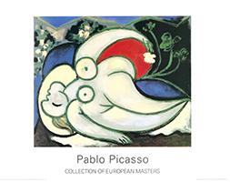 Pablo Picasso: Schlafende Frau